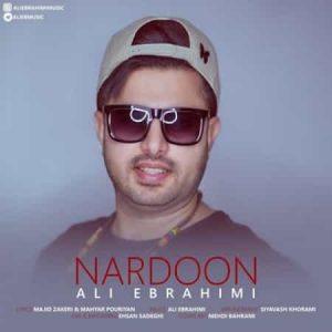 دانلود آهنگشاد علی ابراهیمی به نام ناردون