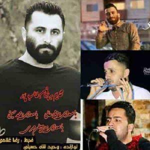 دانلود آهنگ مازندرانی مجید حسینی بنام تنه دیوانمه